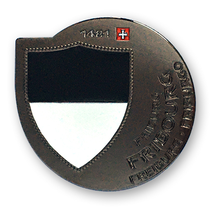 fribourg geocoin