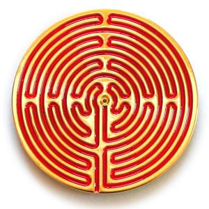 labyrinth geocoin