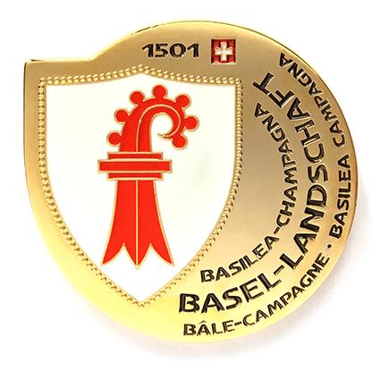 basel-landschaft geocoin gold xle