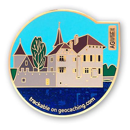 aargau geocoin