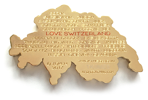 love switzerland geocoin (rückseite)