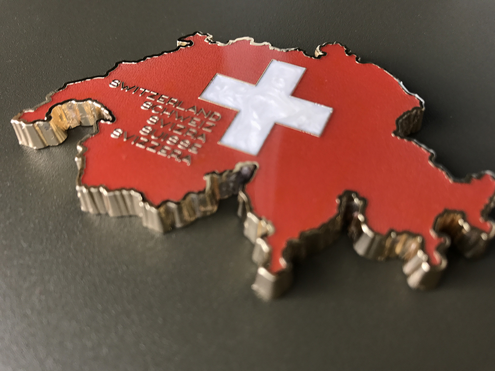 love switzerland gold
